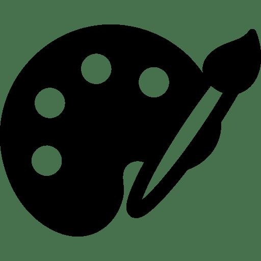 Botão Calculadora de Cores