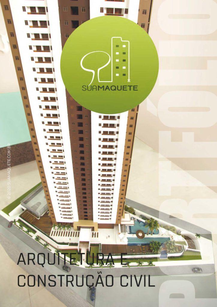Portfólio arquitetura e construção civil